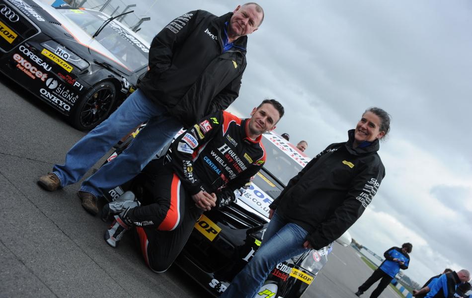 Media Day 2014 - Lee Wood Houseman Racing