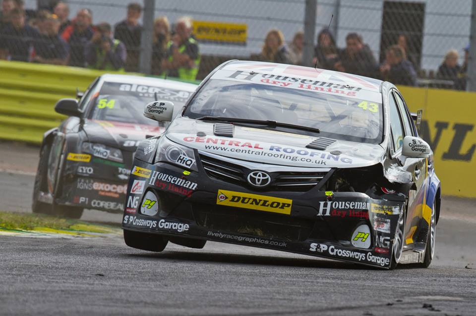 WOOD ADDS TO BTCC POINTS TALLY WITH IMPRESSIVE DISPLAY AT CROFT